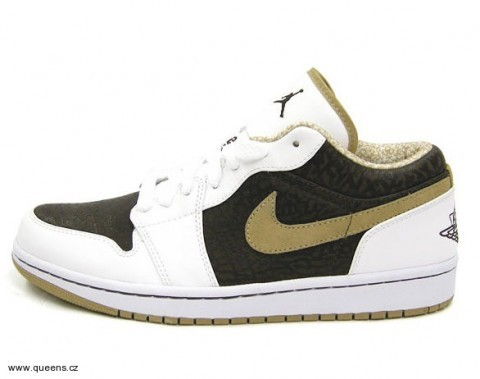 Air Jordan 1 Phat Low white/hay-madeira