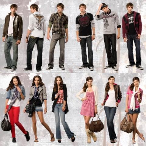 Nákup oblečení z USA (http://www.oblectese.cz)