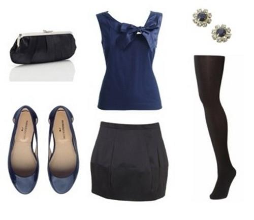 Balonová sukně - to pravé na babí léto — Oblectese.cz 4e327244d1