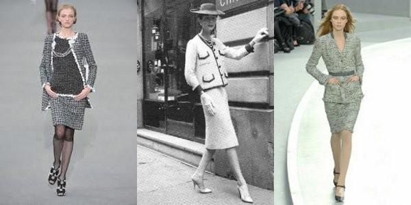 Dámský kostým – je elegantní a najdeme ho v každém dámském šatníku ... e54f082dbd4