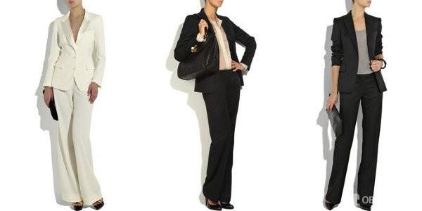 Kalhotový kostým - elegance a pohodlí — Oblectese.cz 6e021c9f8c4