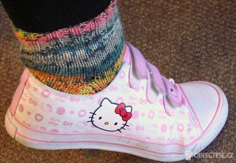 Balerínky Hello Kitty, autor: KateMonkey