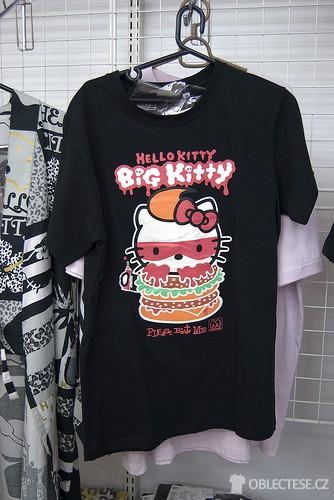 Pánské tričko smotivem Hello Kitty, autor: albany_tim