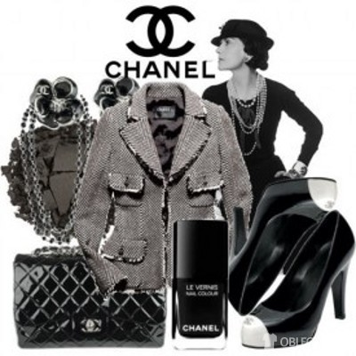 Styl Coco Chanel