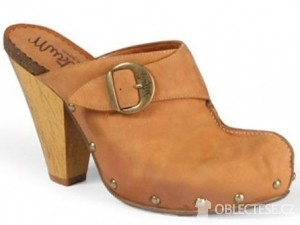 damske letni drevaky na vysokem podpatku - kabelka