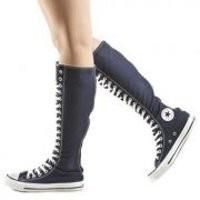 vysoké boty converse