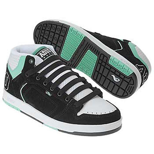 f051235947b Dámské boty se zajímavou kombinací černé a tyrkysové